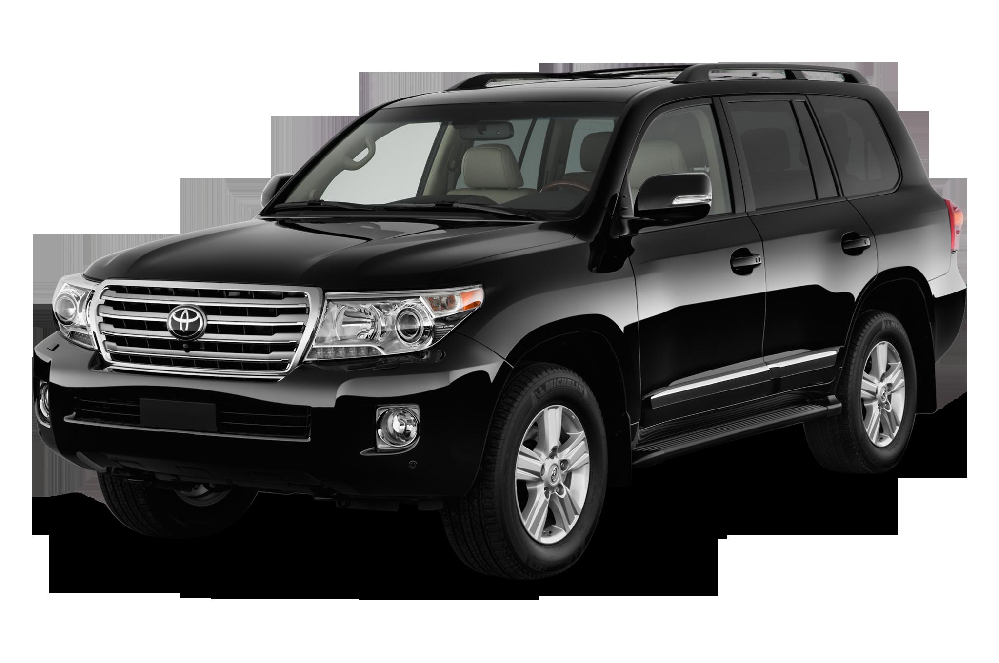 Toyota Land Cruiser 200 (2013-2015)