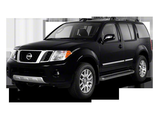 Nissan Pathfinder (2010-2013)