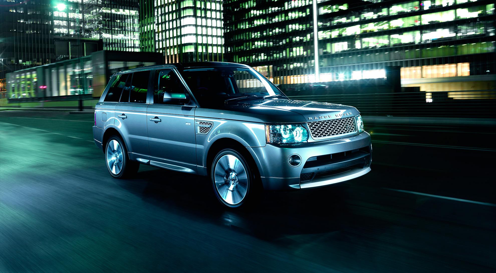 Русификация Land Rover / Range Rover