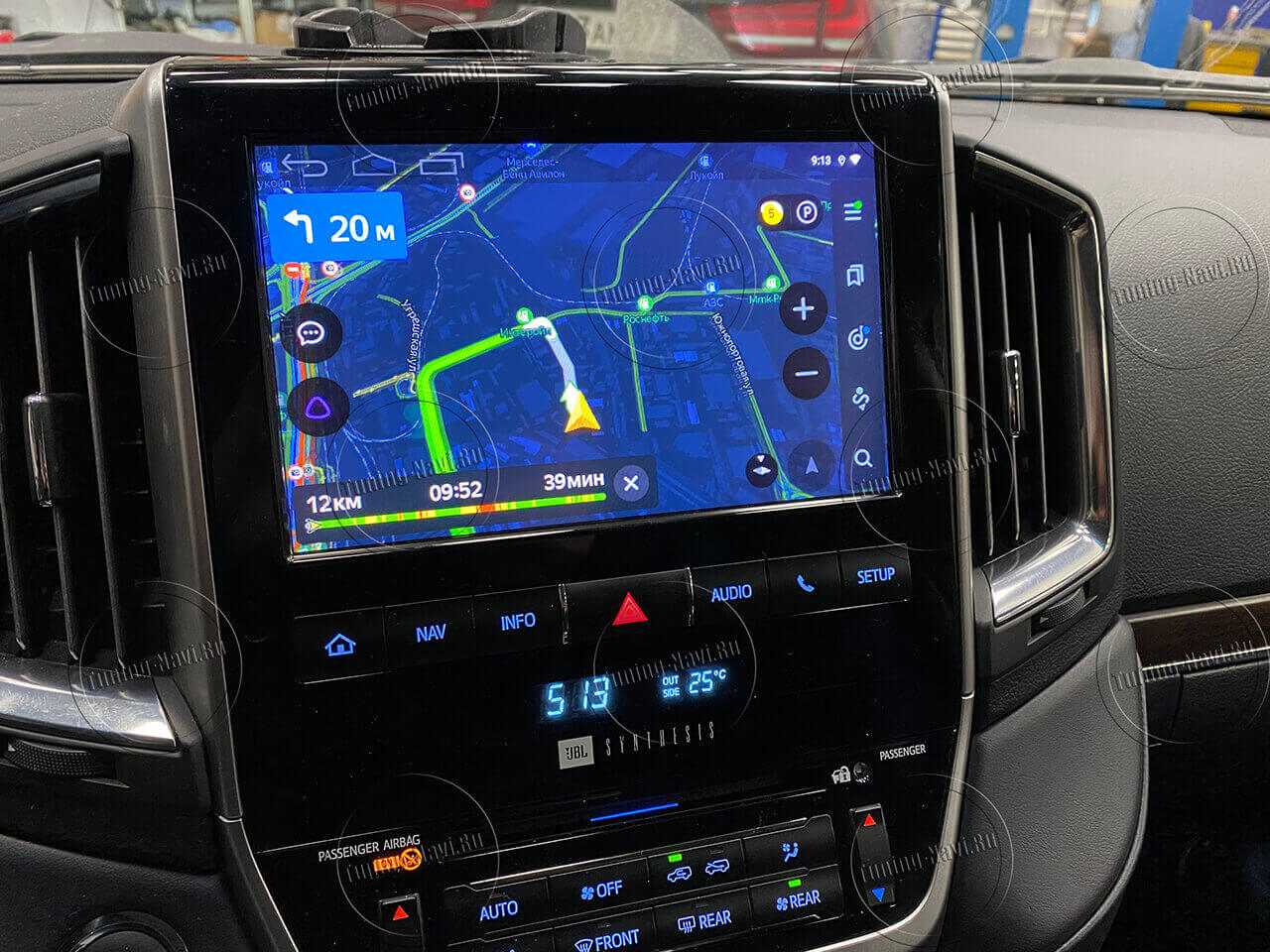 toyota android
